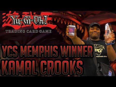 YCS Memphis WINNER Kamal Crooks - Hand Trap Pendulum Magician