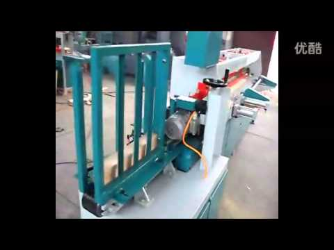 finger joint machine