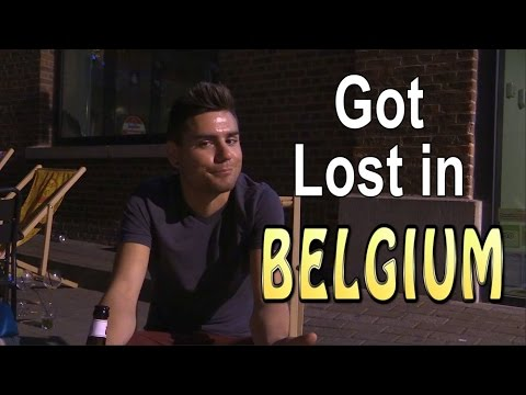 Travel Vlog: Belgium Day 1