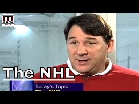 The NHL- The Players, The Salaries, The Past, Present and Future of the National Hockey League