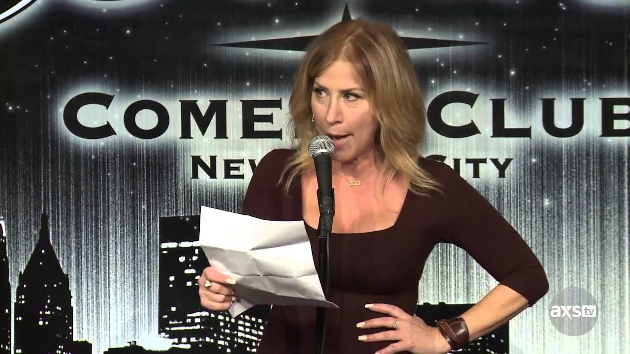 Gotham Comedy Live Lisa Ann Walters Daily Schedule