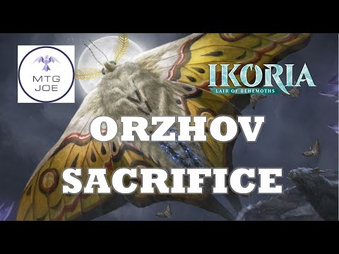 Return of Aristocrats in Ikoria - Orzhov Sacrifice on MTG Arena