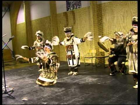 98 12 TAMAPTA Circumpolar Drum Dance Festival Nuuk Greenland