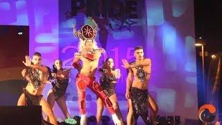 Gala Drag Queen del Maspalomas Pride 2014