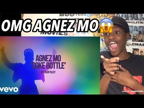 AGNEZ MO- Coke Bottle ft Timbaland and TI Reaction