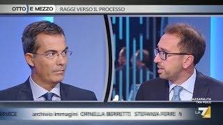 Alfonso Bonafede (M5S): Otto e mezzo (INTEGRALE) 28/9/2017