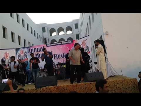 pgc teachers  dance rock