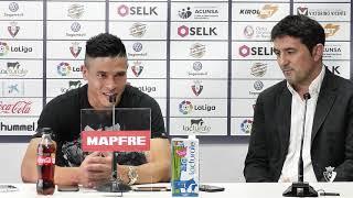 """Roncaglia: """"Me han convencido del proyecto que hay y creo que le puedo aportar mucho al club"""""""