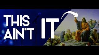 This Ain't It | Pastor Dean Morris | 9.26.21 | 11 AM