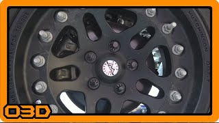 Hutchinson Rock Monster Beadlock Wheel and Tire Assembly - Detailed How To