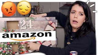 Ich teste den Amazon 25€ Surprise Adventskalender 2018!
