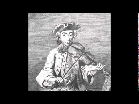 Michel Corrette - Bassoon Sonata No. 1 in D minor