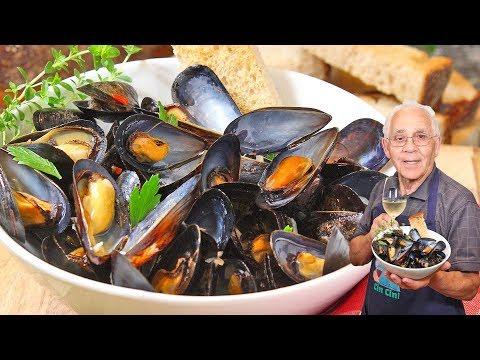 Steamed Mussels In White Wine Recipe