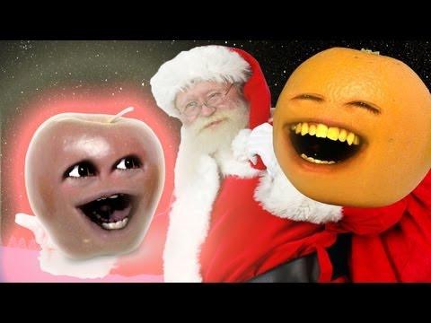 Annoying Orange – Midget Rudolph