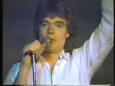"""Alan Lee Shaw""""Hush Hush"""" Live Ad Lib Club London 1984"""