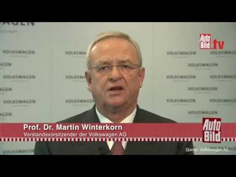 Stellungnahme / Entschuldigung VW Chef Winterkorn