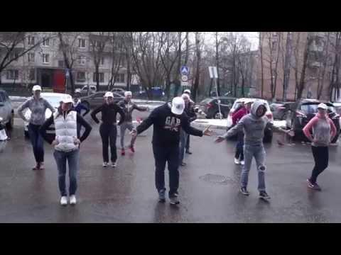 Самое необычное поздравление с Днм Рождения Флэшмоб Танец Праздник Корпоративные танцы