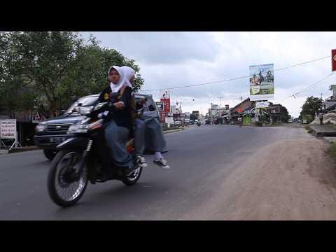 Free Footage Video - Jalan Raya way Jepara - Lampung Timur