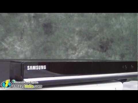 Samsung C350 Region Code Free DVD Player
