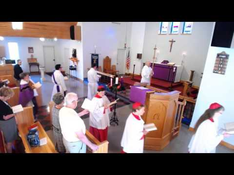 St. Michael and All Angels Anglican Church Sunday Holy Eucharist (Advent III)