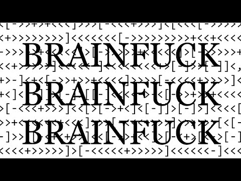 How Brainfuck Works