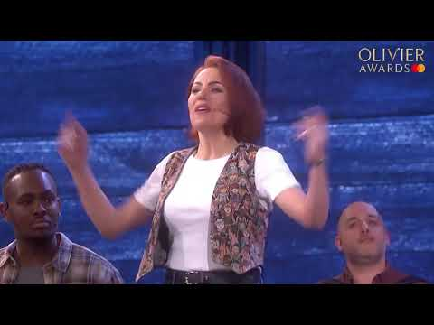 Come From Away Performance At The Olivier Awards 2019 With Mastercard