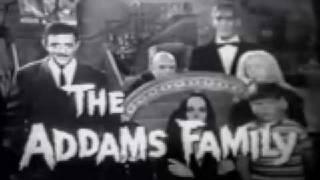 The Addams Family Origional Theme Music