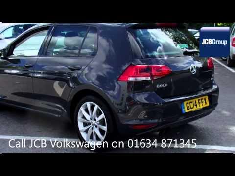 2014 Volkswagen Golf SV S TDI 1.6l Urano Grey Pearlescent GC14FFX for sale at JCB VW Medway