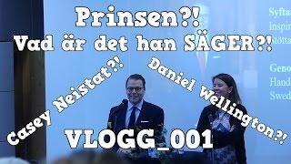 Casey Neistat?! (Prins Daniel, Filip Tysander, Kristina Linder, Lisa Lindström)
