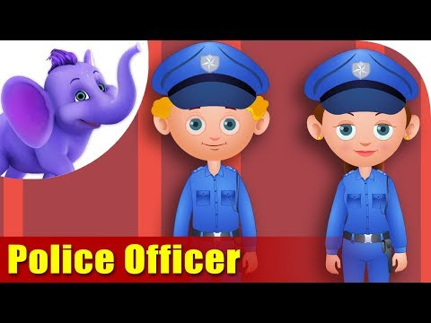 Police officer - Rhymes on Profession