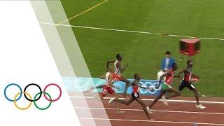 Wilfred Bungei wins Men