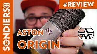 ASTON ORIGIN - LE MICRO BRITISH AVEC ANTIPOP INTÉGRÉ