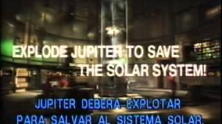 Bye-Bye Jupiter 1984 (Trailer Subtitulado)