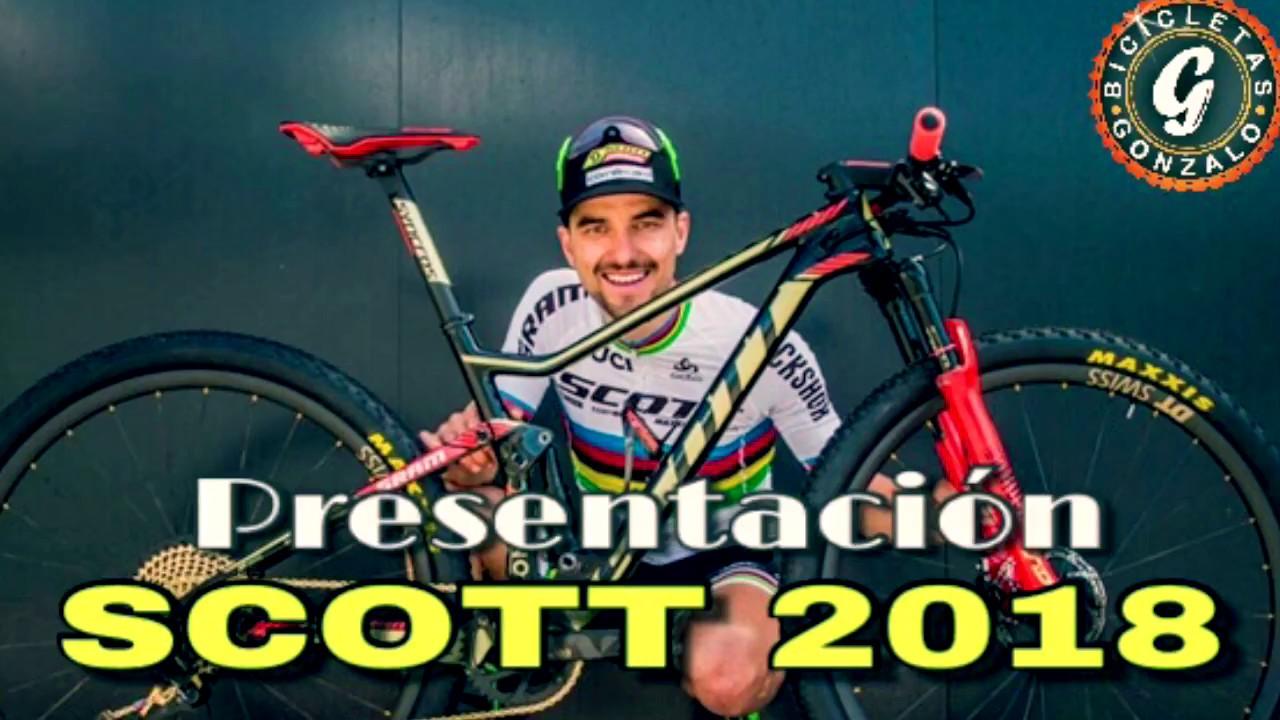 Presentación Scott 2018 - YouTube