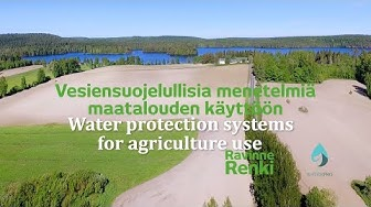 Water Protection Systems for Agriculture Use – Vesiensuojelullisia menetelmiä maatalouden käyttöön