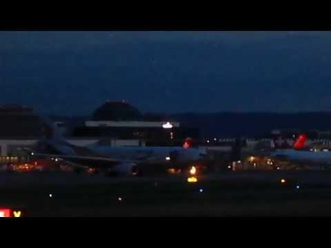 La belle vie de port de Genève...soir de 30.08.2014...