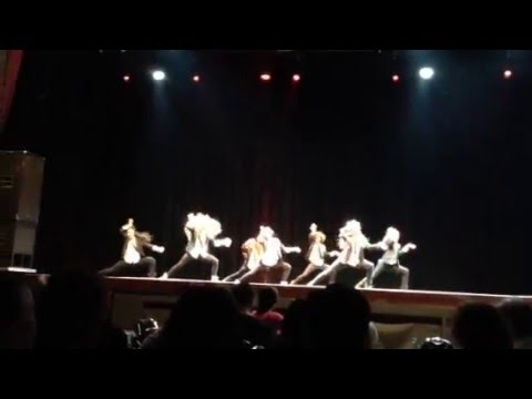 Dancescape LA Performance 2013