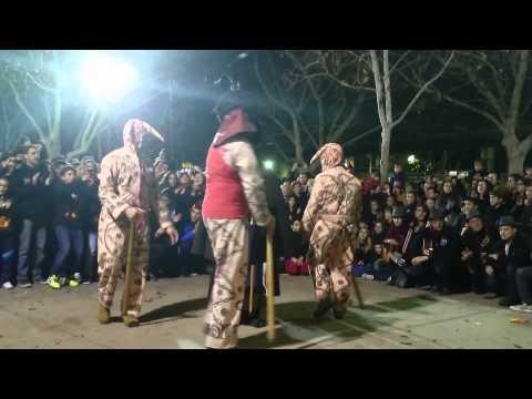Primer ball Sant Antoni a Manacor 2014