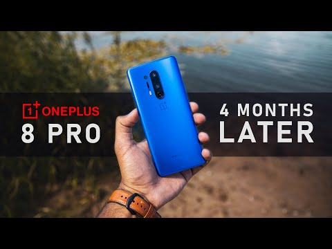 OnePlus 8 Pro - A Long Term User Review