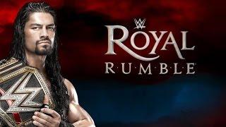 WWE 2016 Royal Rumble Match Winner, Entrances, Eliminations, & Iron Man Predictions (ST 217.9)