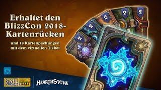 Hearthstone: BlizzCon-Extras (Deutsche Untertitel)