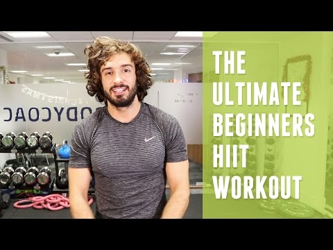Ultimate Beginners HIIT Workout | The Body Coach