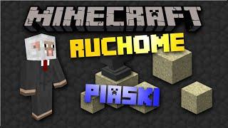 Minecraft: Ruchome piaski
