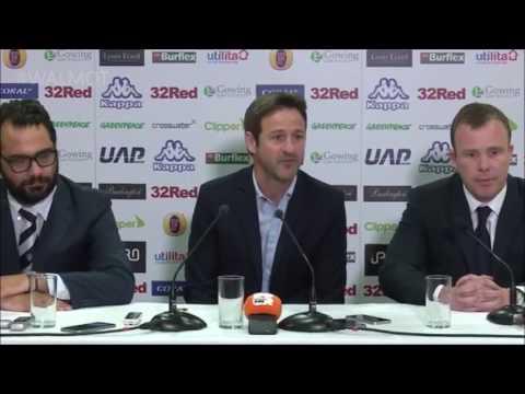 Thomas Christiansen Press Conference 19/06/17 #LUFC