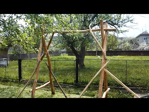 Гойдалка садова частина 1 / Качеля садовая часть 1 / Swing Garden Part1