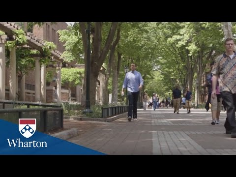 Joining the Penn and Wharton Communities