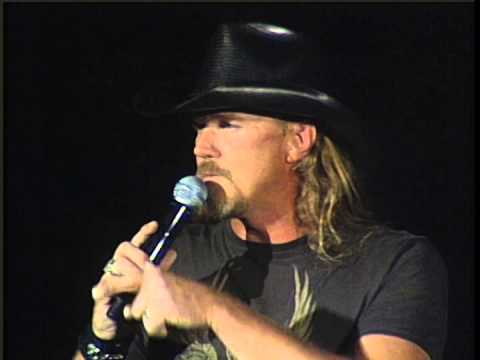 TRACE ADKINS I'm Trying 2007 LiVe