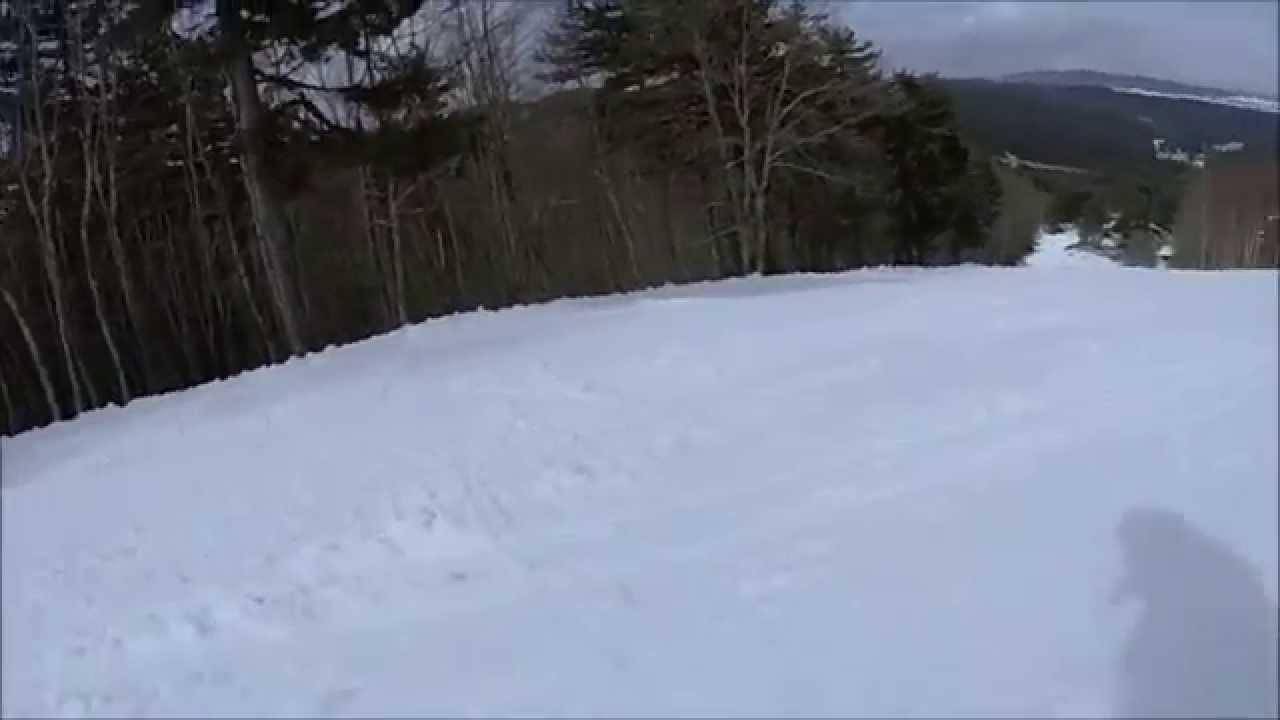 Ylläs nopeuslasku/speed skiing