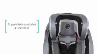 Evenflo Evolve Platinum 3-in-1 Booster Car Seat FR