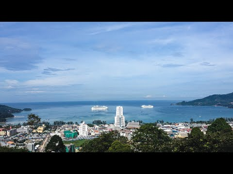 House in phuket. Patong beach | Thailand Phuket travel blog [ENG SUB]